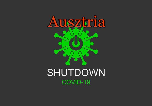 durva korlátozások Ausztriában